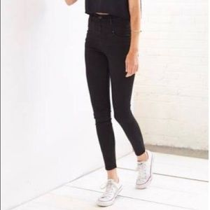 Urban Outfitter BDG high rise black jean